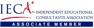 Member of The independent Educational Consultants Association